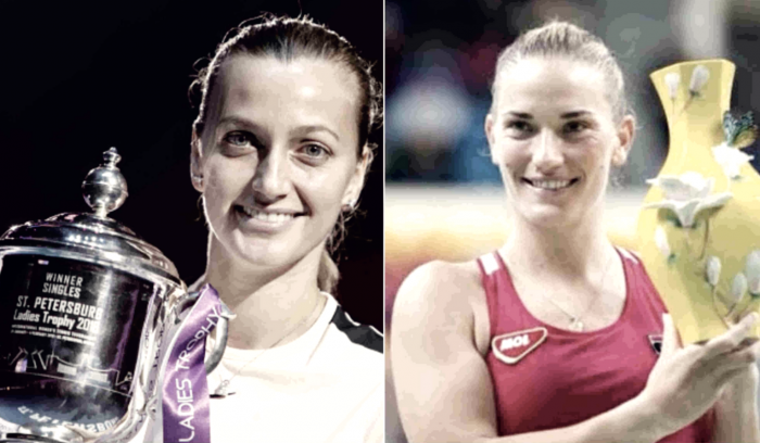 WTA weekly update week four: Petra Kvitova, Timea Babos capture first titles of 2018