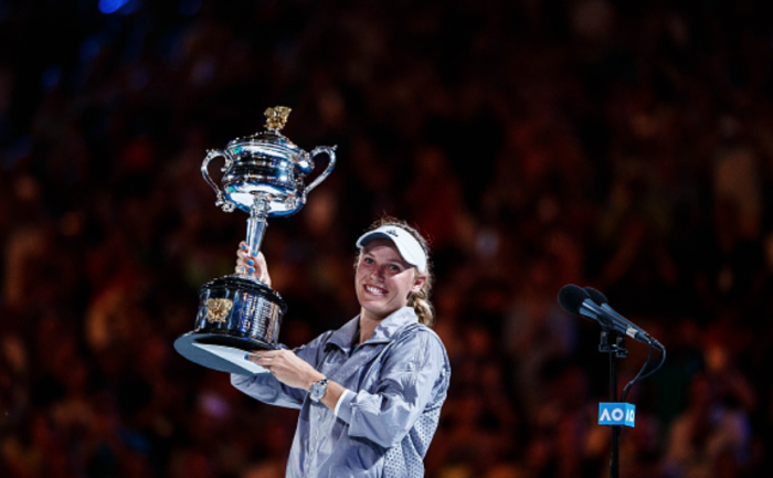 Caroline Wozniacki wins VAVEL USA WTA Player of the Month for January 2018