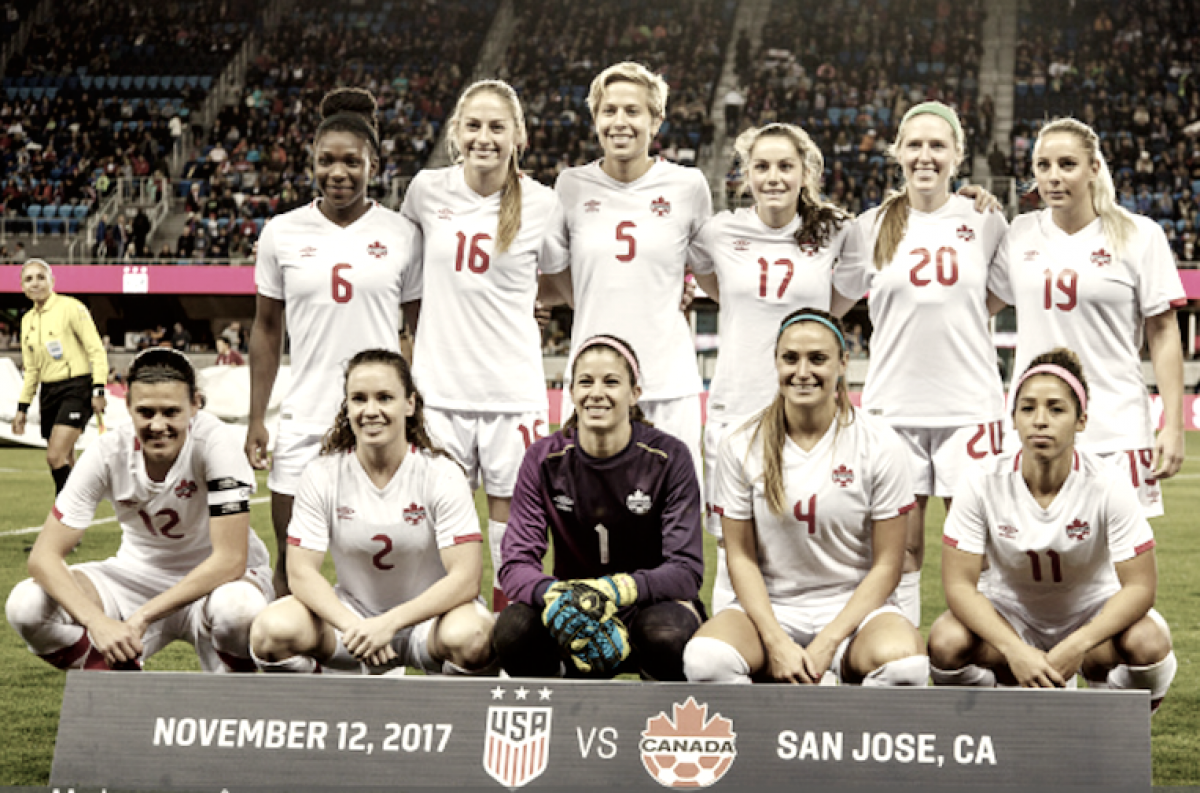 Canada Announces Roster for 2018 Algarve Cup