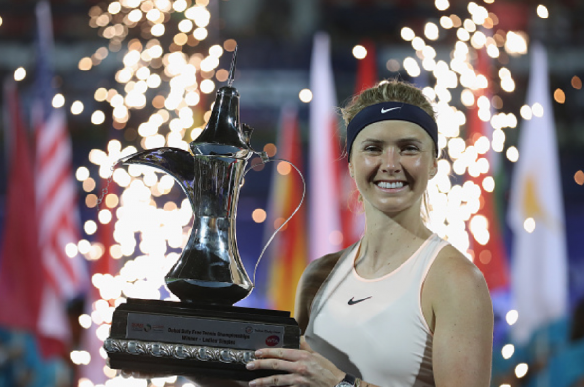 On The Line podcast: Double Dubai delight for Elina Svitolina and young guns run the ATP