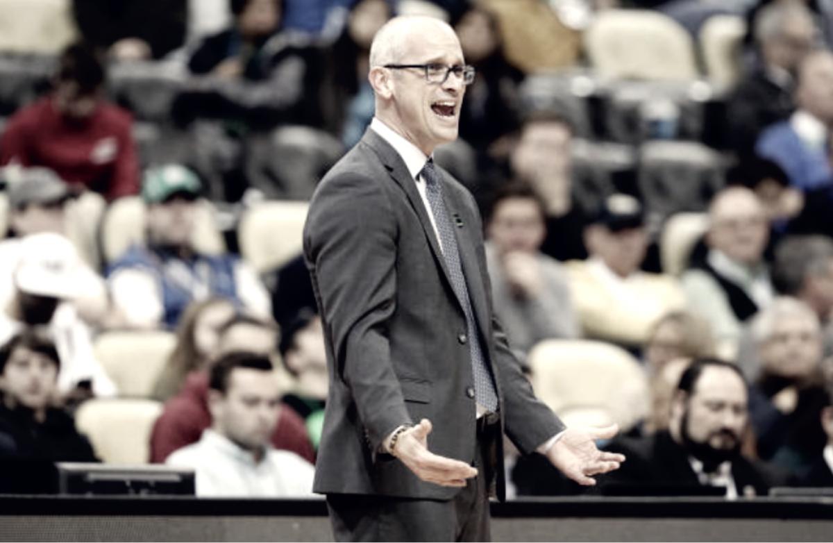 Dan Hurley named new UConn men's basketball coach