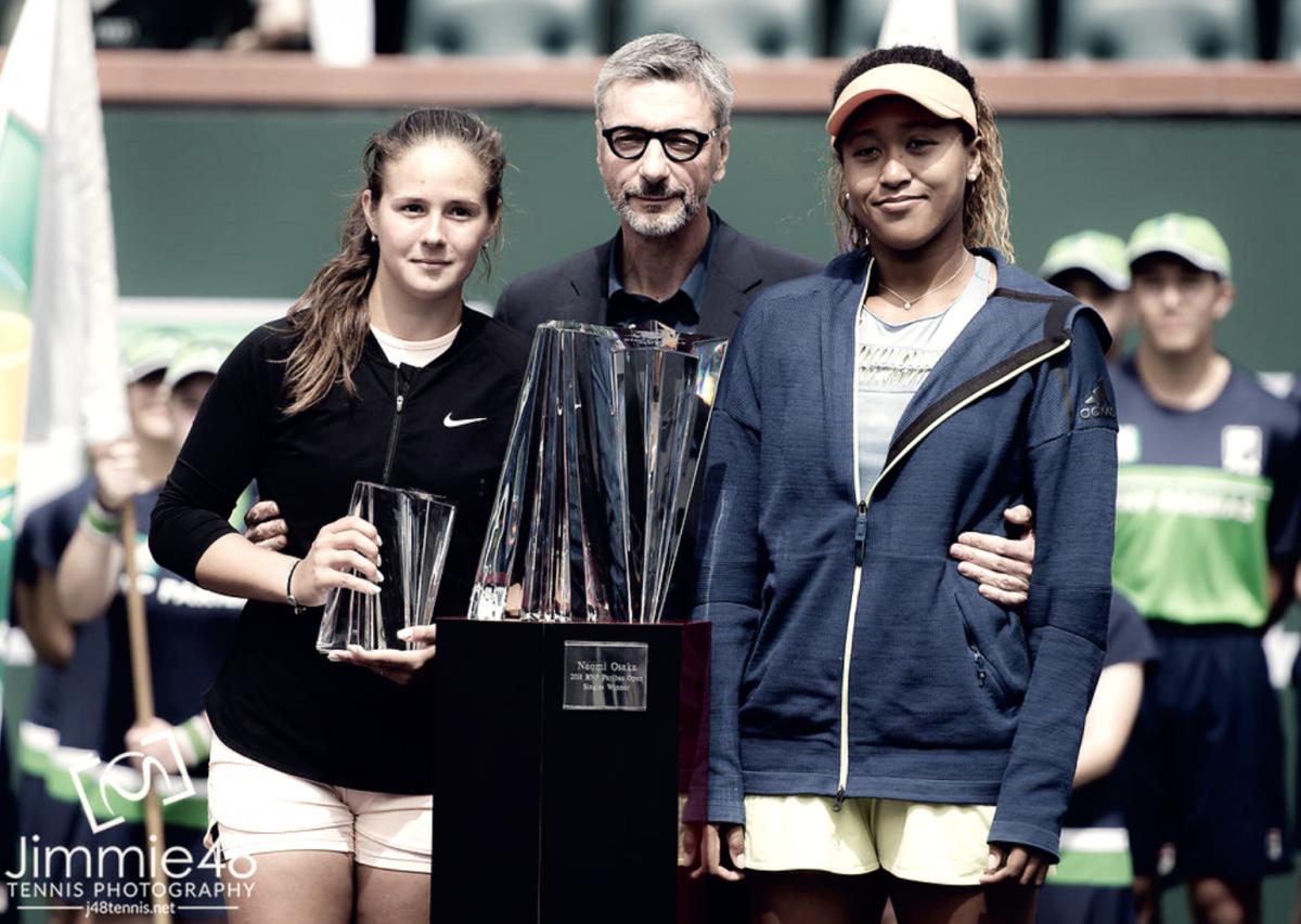 VAVEL WTA weekly update week ten: Naomi Osaka shines in Indian Wells