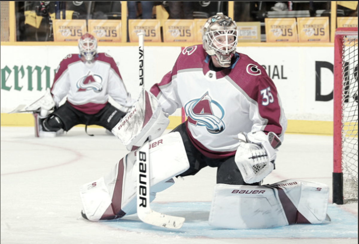 Colorado Avalanche extend the series with a fantastic win in Nashville