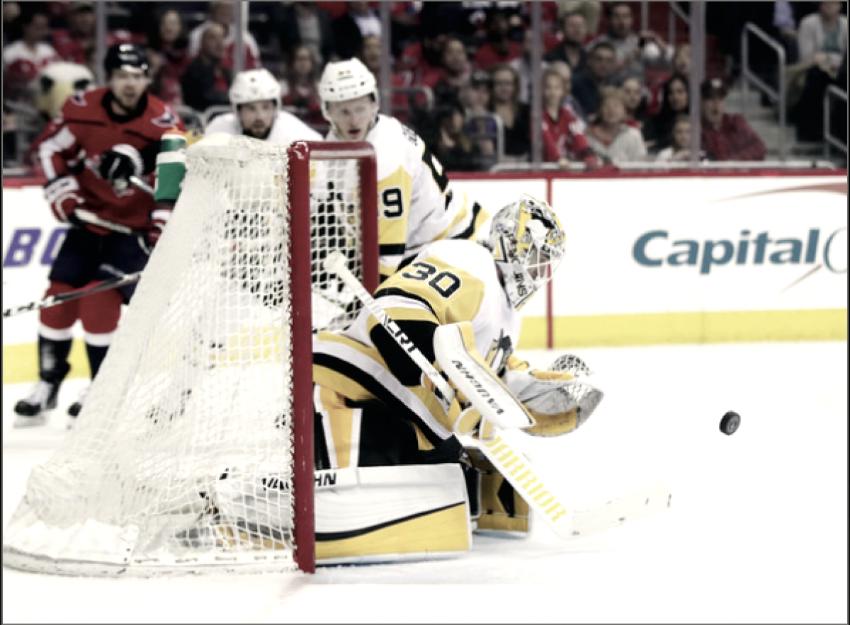 Pittsburgh Penguins mount a comeback to win Game 1