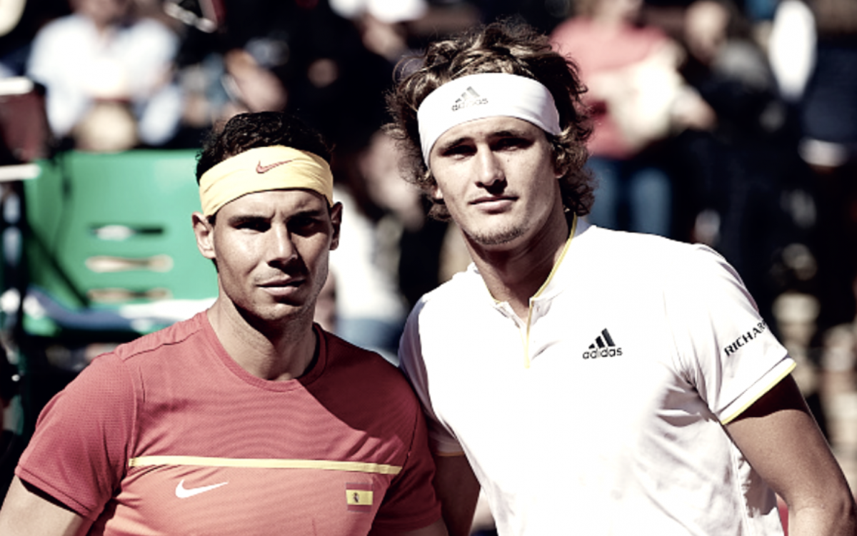 ATP Rome final preview: Rafael Nadal vs Alexander Zverev