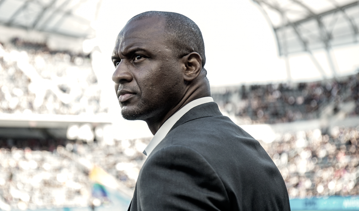 Patrick Vieira leaves NYCFC, takes over OGC Nice