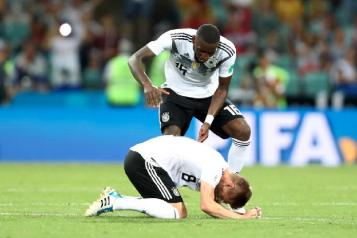 2018 FIFA World Cup Day 10 Recap: Don't ever count the Germans out