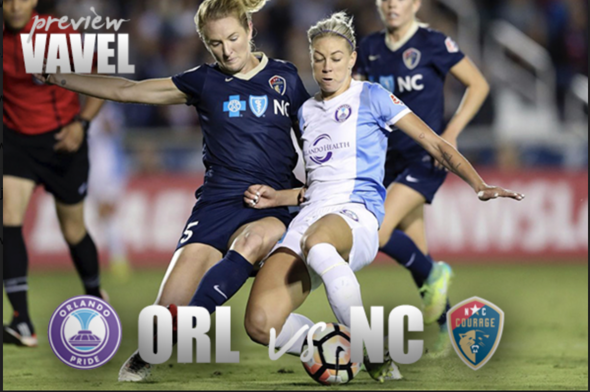 Orlando Pride vs North Carolina Courage preview: Will Orlando beat the #1 ranked team?