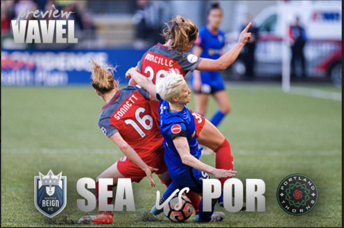 Portland Thorns FC vs Seattle Reign FC preview: Who will keep their 3rd place ranking?