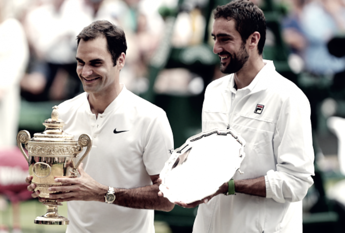 2018 Wimbledon Gentlemen's Preview: Roger Federer looks to defend title while the field look to dethrone the King
