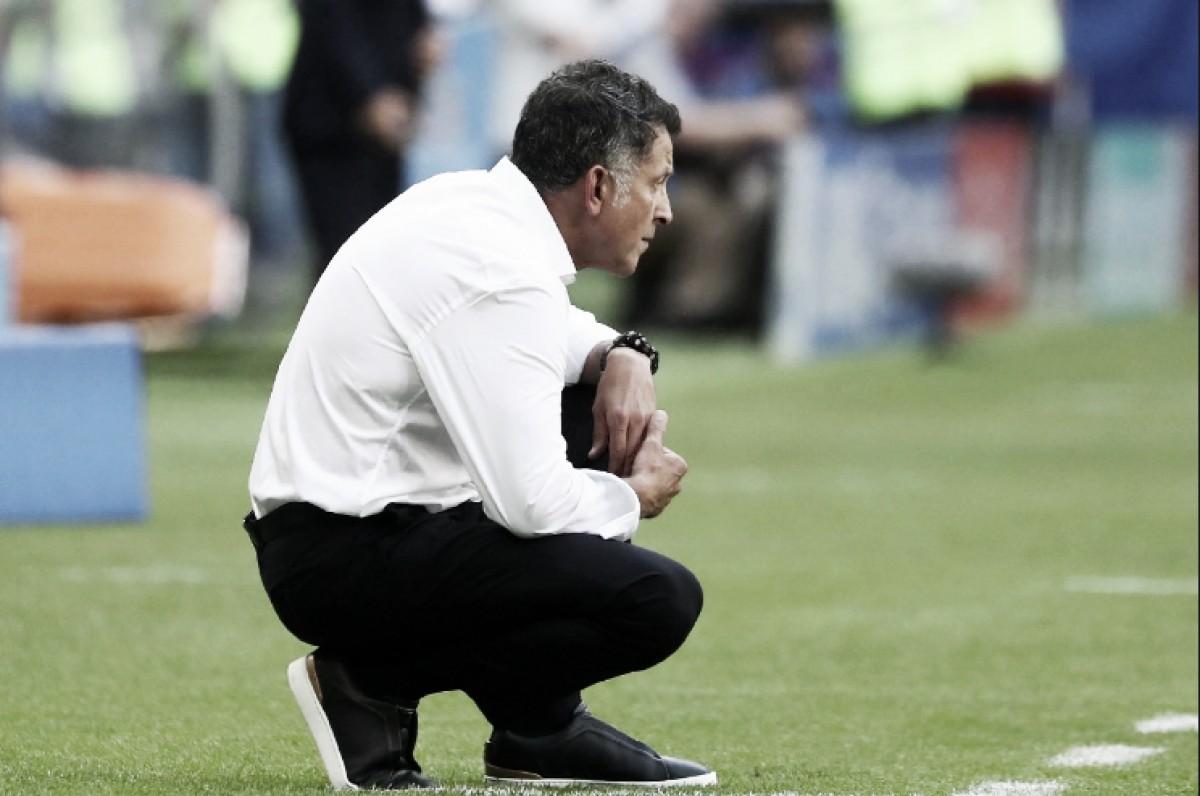 """Juan Carlos Osorio: """"Necesitamos más jugadores en Europa"""""""