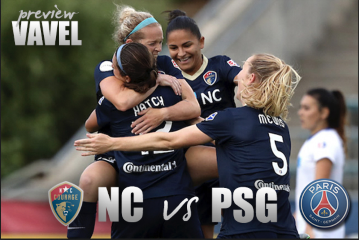 North Carolina Courage vs. PSG Preview: Can the Courage succeed without their USWNT players?