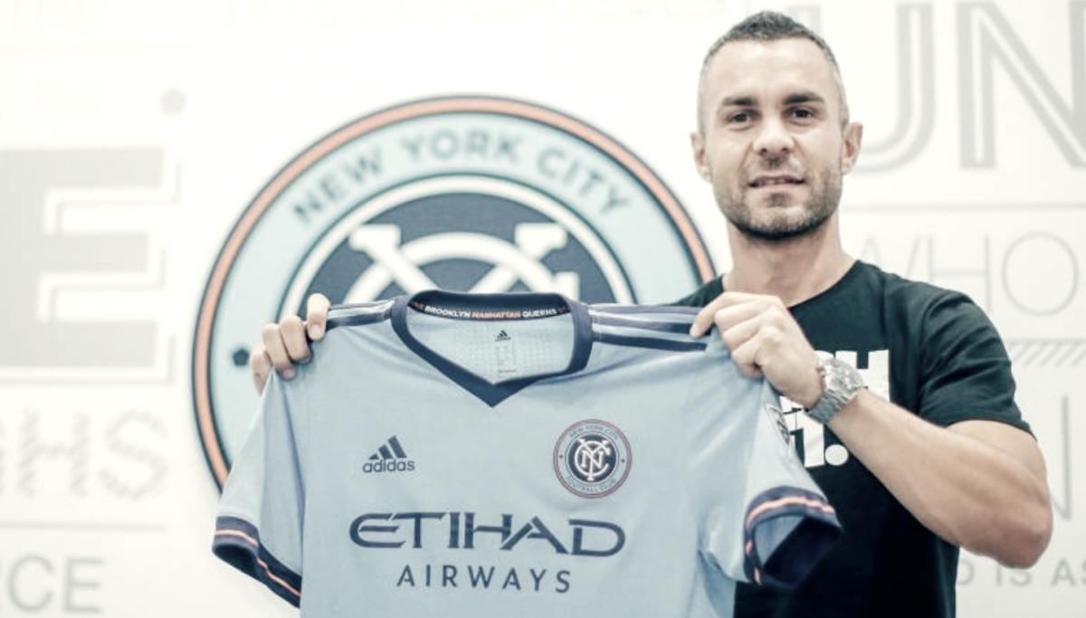 Eloi Amagat joins New York City FC