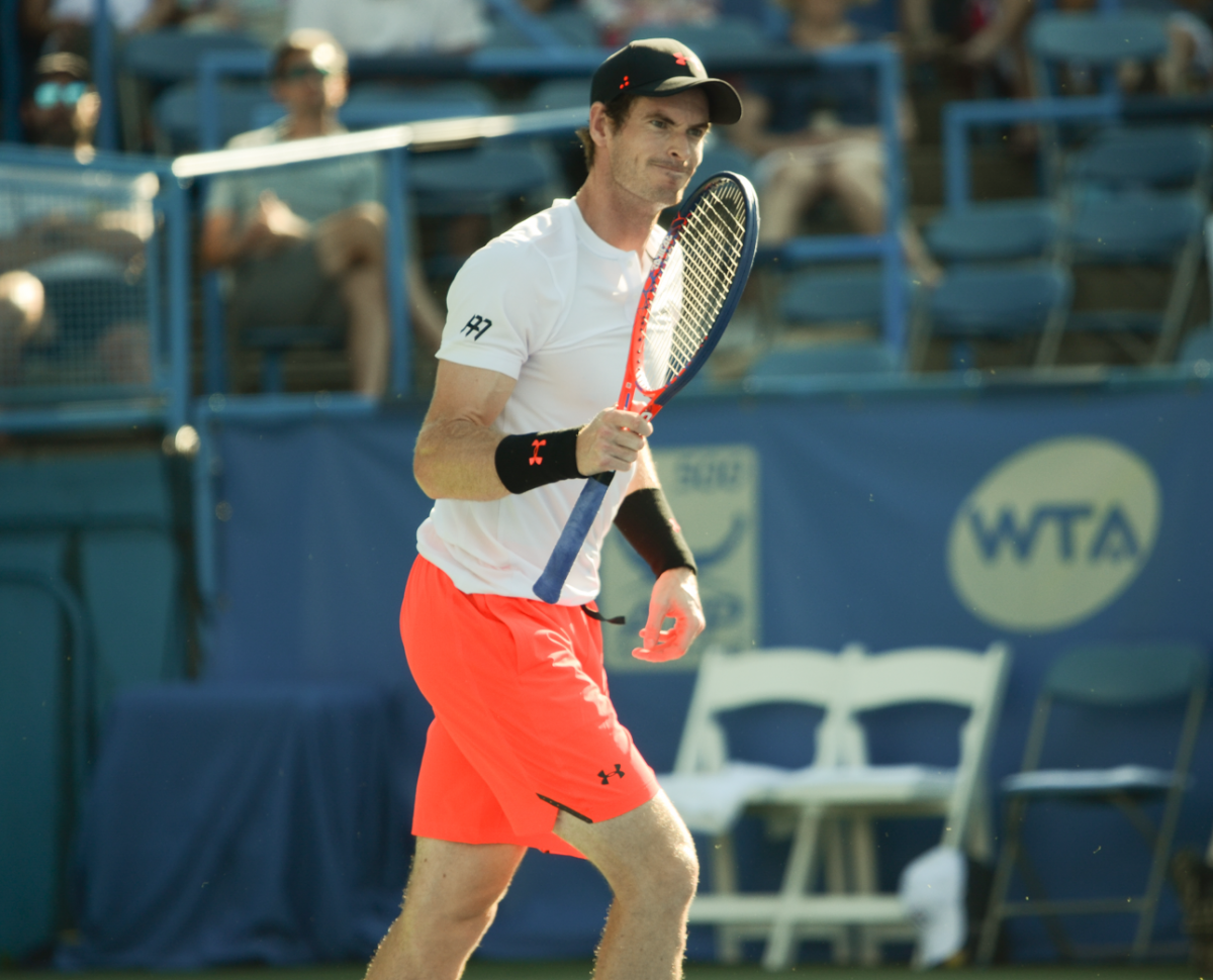 ATP Citi Open: Andy Murray edges out countryman Kyle Edmund