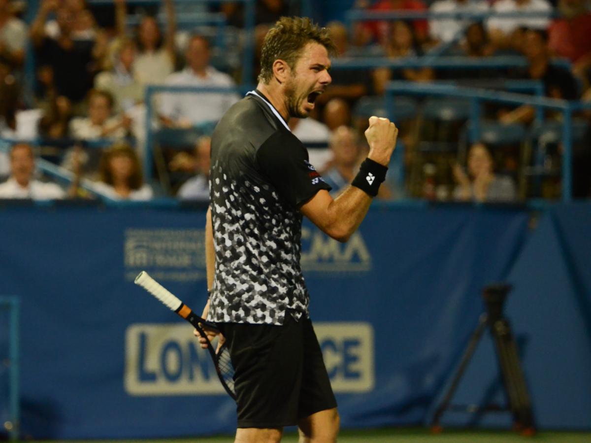 ATP Cincinnati: Stan Wawrinka and American duo granted wildcards