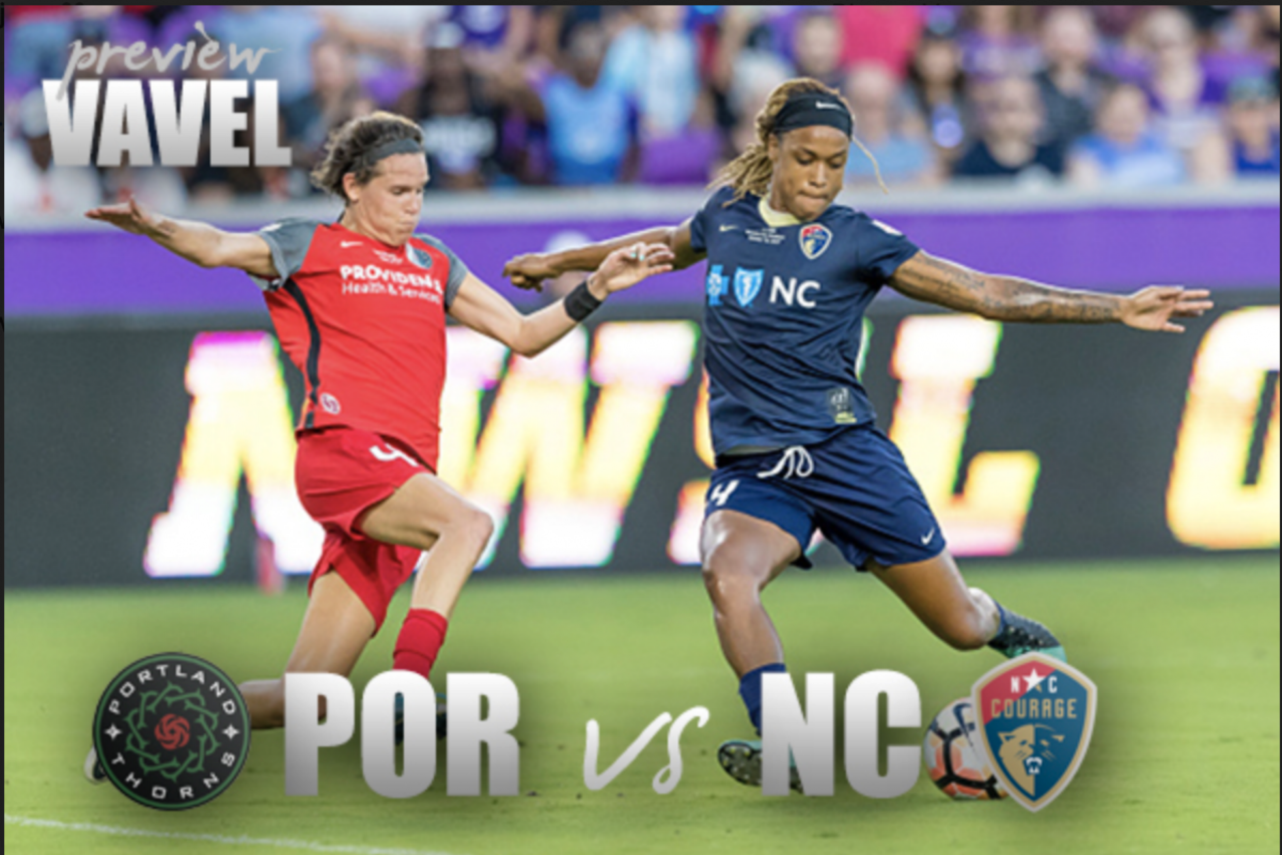 North Carolina Courage vs Portland Thorns FC preview: The rematch takes center stage in the NWSL
