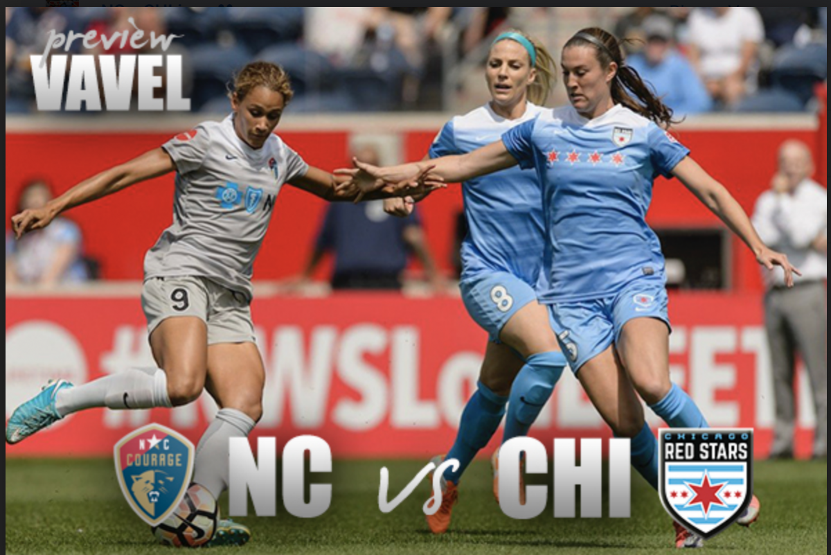 North Carolina Courage v. Chicago Red Stars Preview: will the Red Stars jump to 3rd?