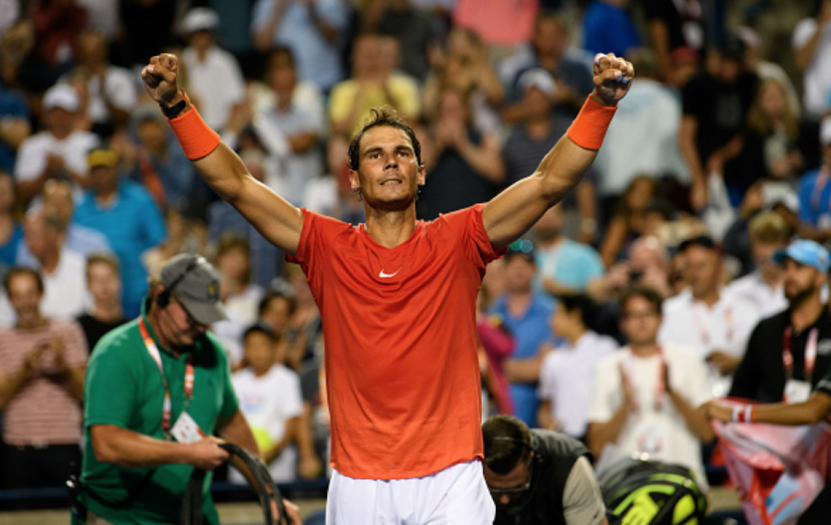 Nitto ATP Finals: Rafael Nadal becomes first qualifier for the O2