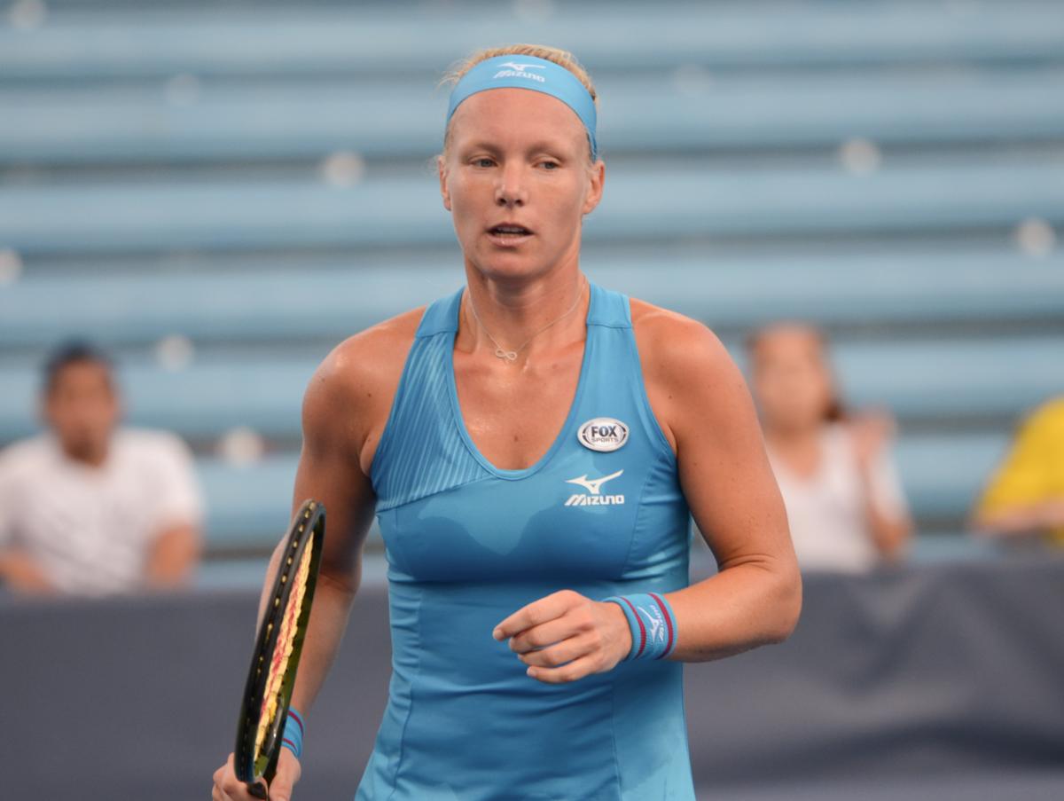 WTA Cincinnati: Kiki Bertens overcomes early deficit to dominate Elina Svitolina