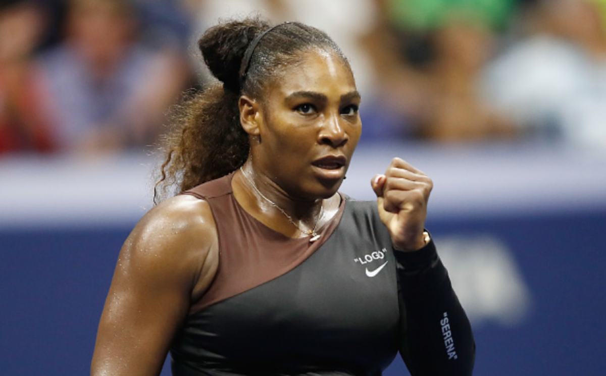US Open: Serena Williams through to second-round after defeating Magda Linette