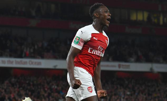Proving his worth: Danny Welbeck's rejuvenated Arsenal career