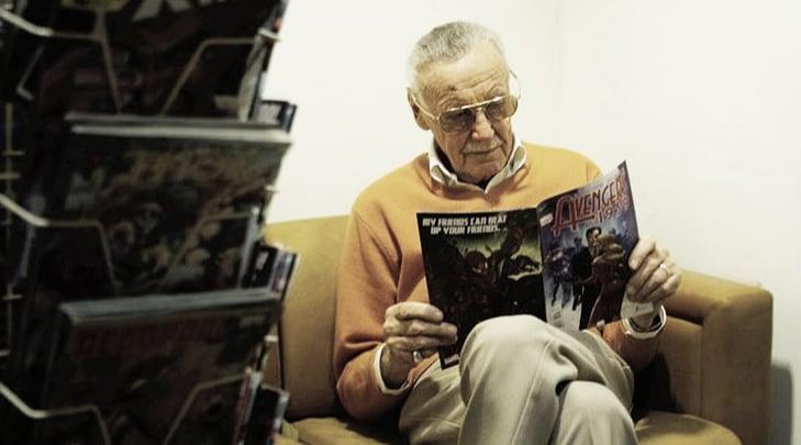Stan Lee morre aos 95 anos deixando incrível legado
