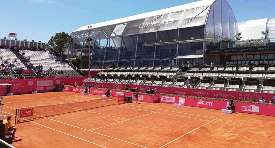 ATP Estoril: First day of qualifying recap, Sunday order of play and doubles draw
