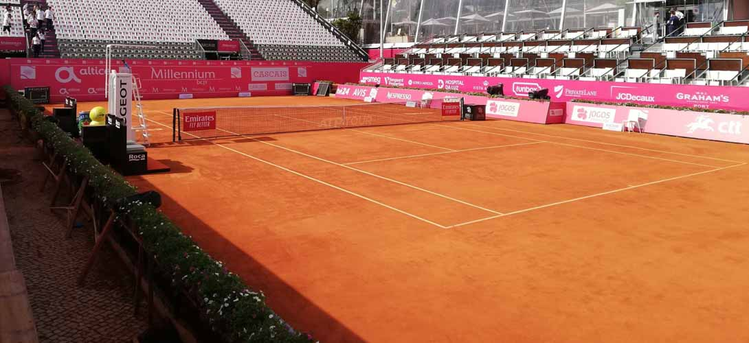 ATP Estoril: Sunday recap and Monday schedule