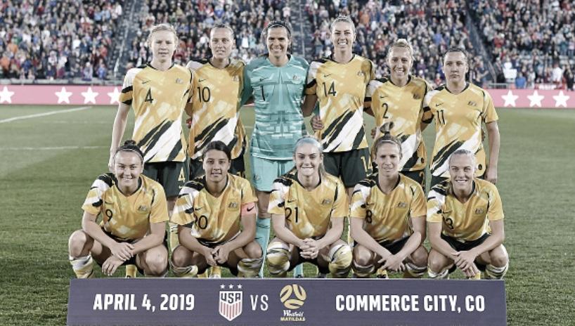 2019 FIFA Women's World Cup Preview: Australia