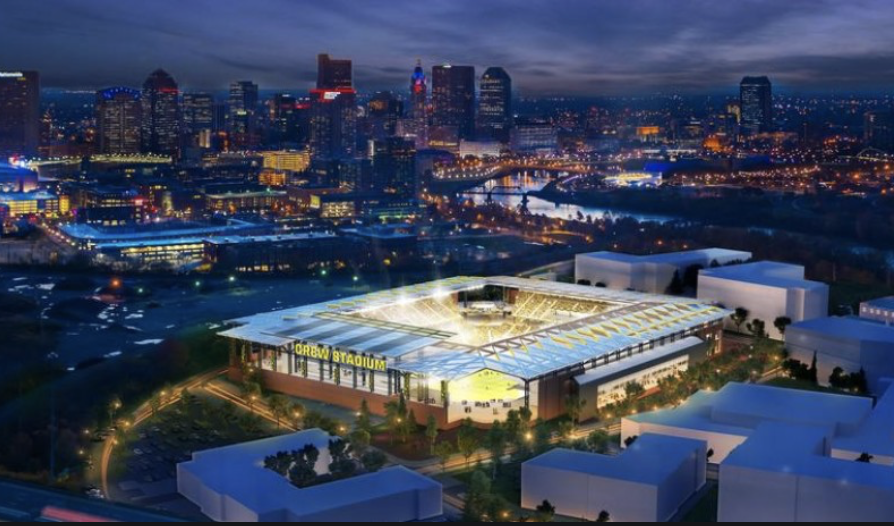 Columbus Crew SC announce ground breaking date for new stadium