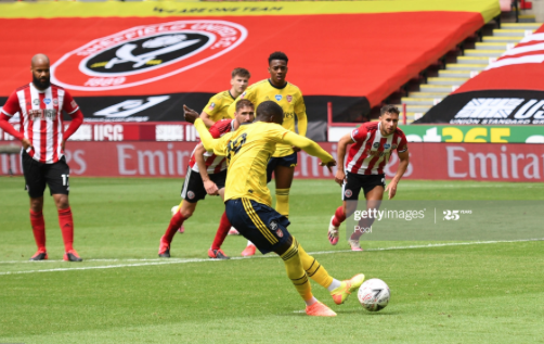 Arsenal boss Arteta hails young guns after triumph over Sheffield United seals Wembley date