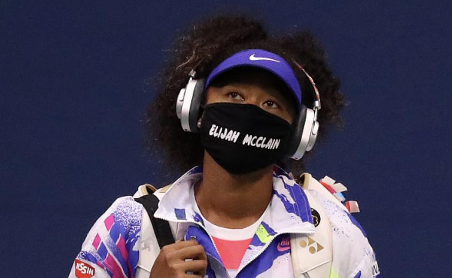US Open: Naomi Osaka dominant in victory over Camila Giorgi