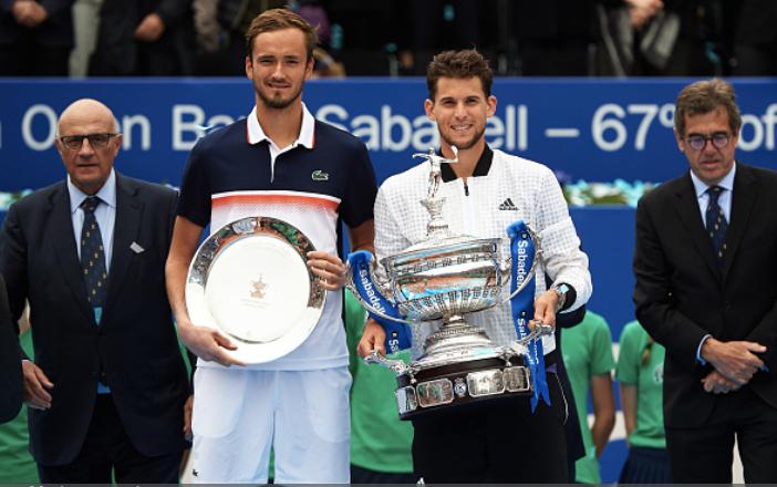 Medvedev vs Thiem (2-1) Live Stream Updates and Score in Nitto ATP Finals