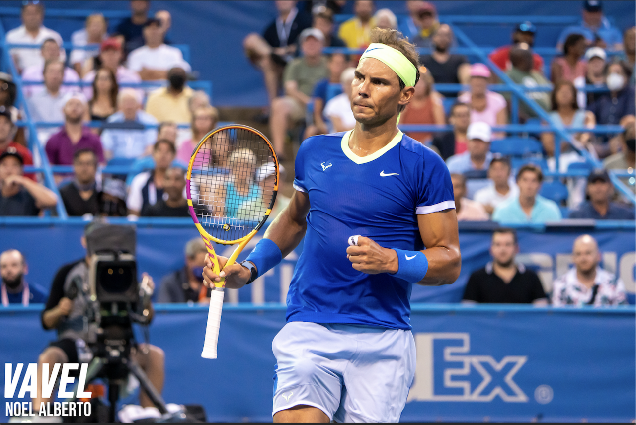 Rafael Nadal out for the remainder of 2021