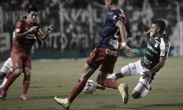 Datos que dejó la ida entre Deportivo Cali e Independiente Medellín