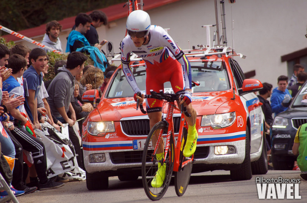 Etapa 14 del Giro de Italia 2015 en vivo