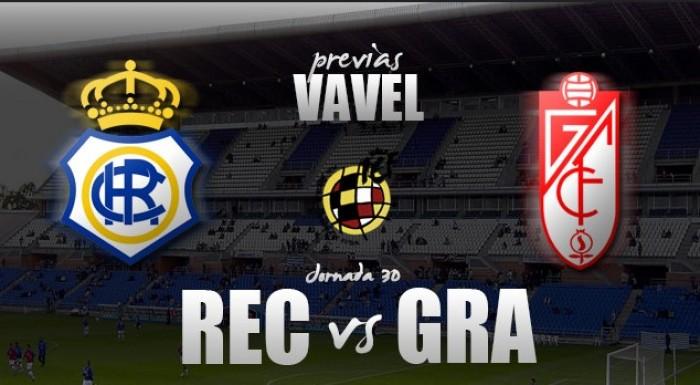 Recreativo de Huelva - Granada B: duelo andaluz con mucha incertidumbre