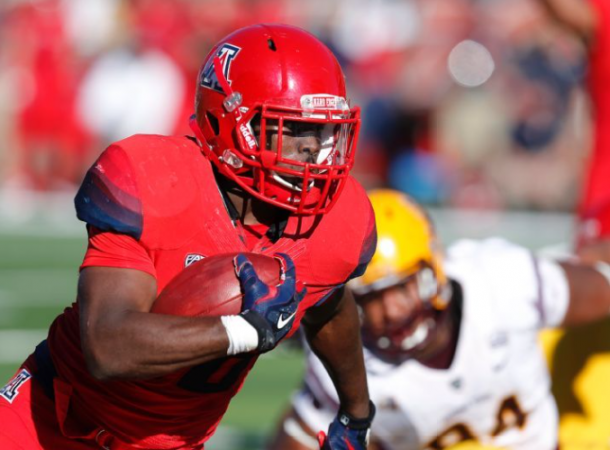 Arizona Reclaims Territorial Cup; Wins Pac-12 South