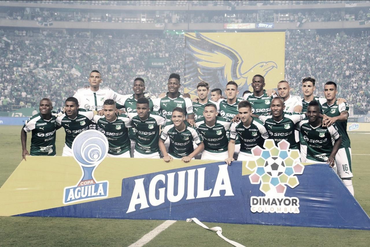 Puntuaciones en del Deportivo Cali tras el empate en la ida de la final ante el DIM