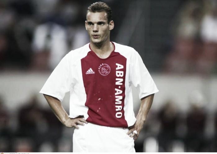 ¿Wesley Sneijder retorna al AJAX?
