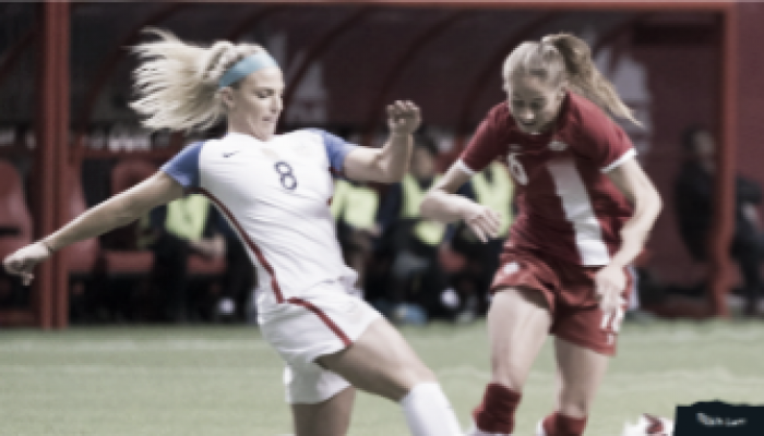 Canada vs USWNT Live Stream Updates and Scores of the 2017 International Friendly (3-1)
