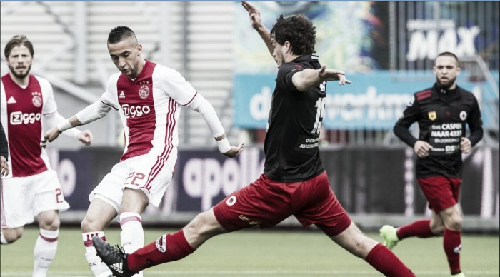 Previa Ajax vs Excelsior: a recortar ventajas