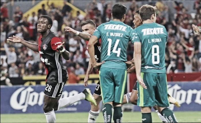 Resultado y goles del Potros UAEM (1-2) Atlas