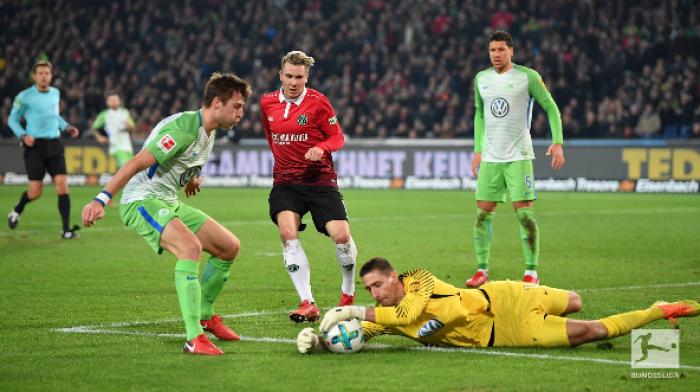 Bundesliga - Il Wolfsburg vince e trova la quiete