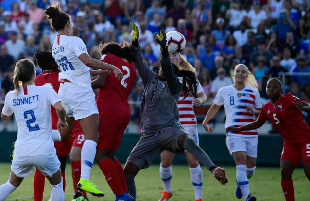 USA 5 - 0 Panama: A Carli Lloyd hat trick leads a dominant USWNT performance