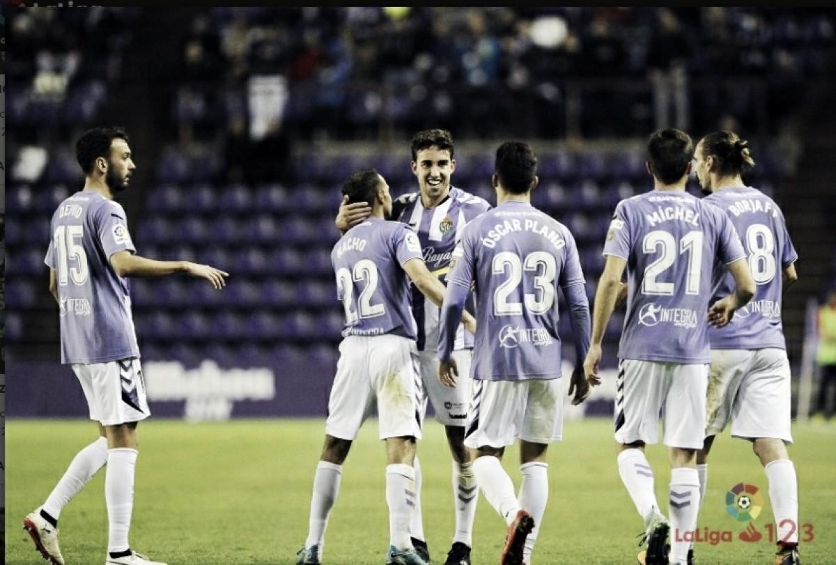 A las armas: un ofensivo Valladolid es el máximo anotador del campeonato