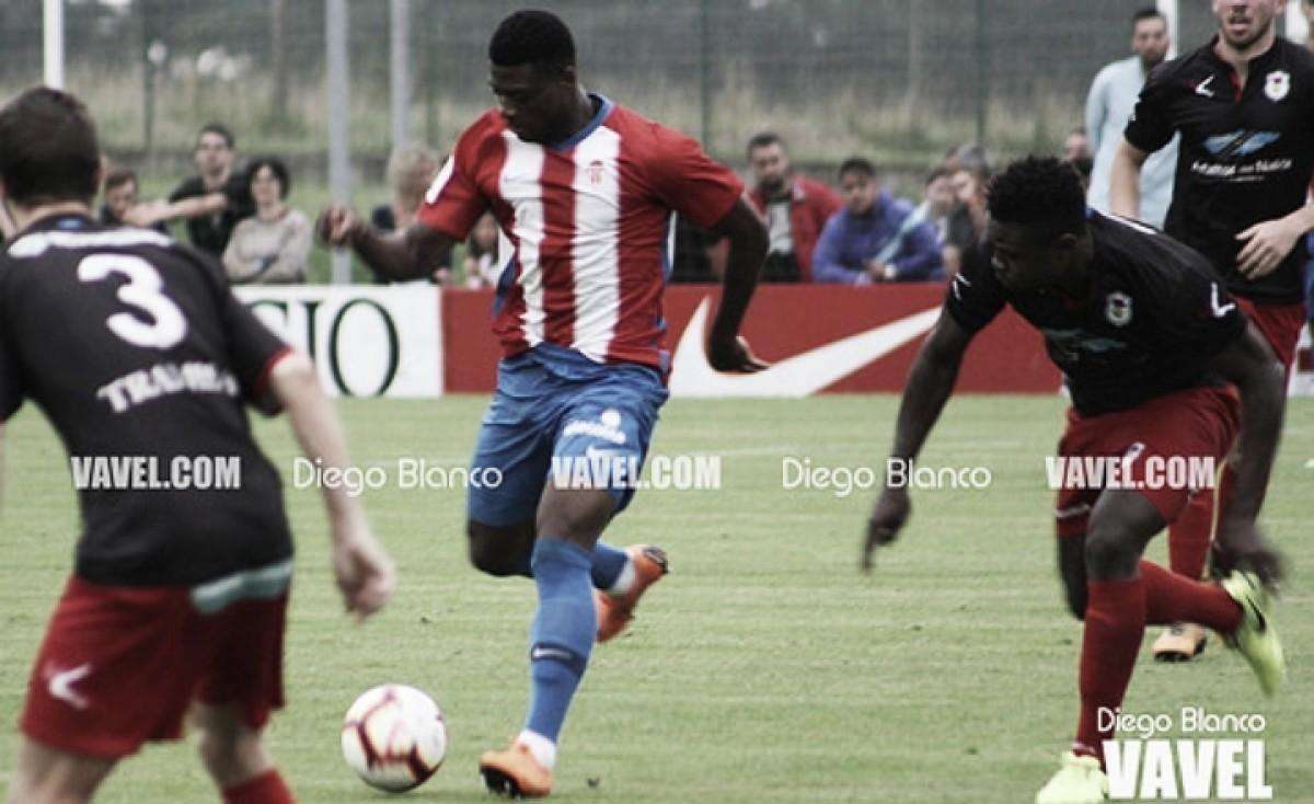 Neftali Manzambi ya es jugador del Sporting