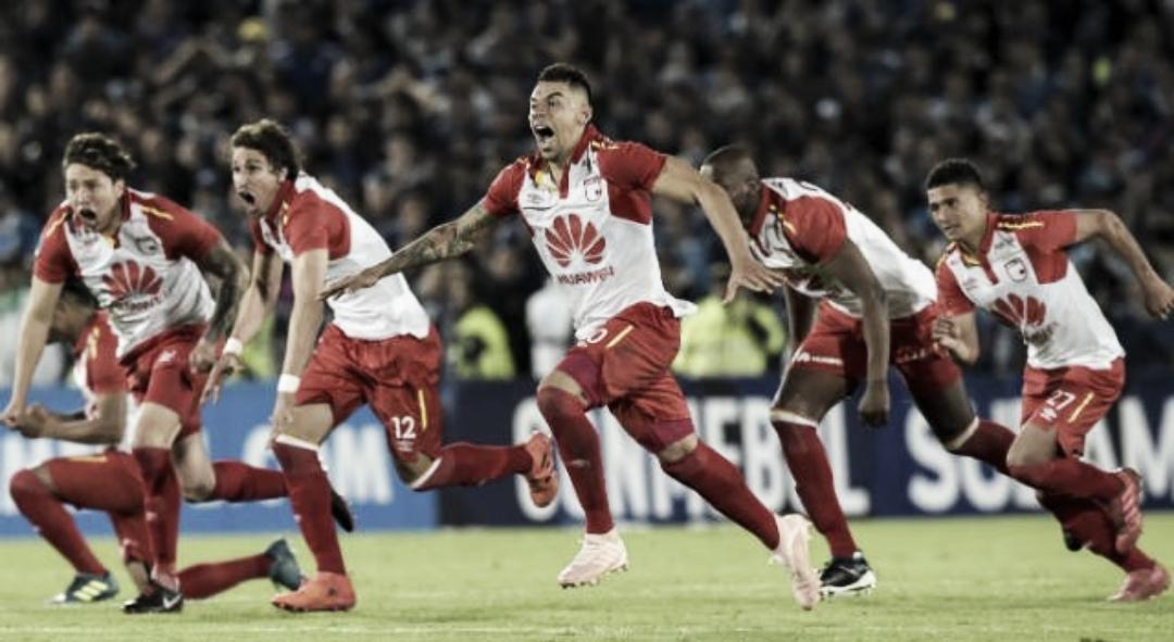Puntuaciones Millonarios-Santa Fe: puntos 'cardenales'