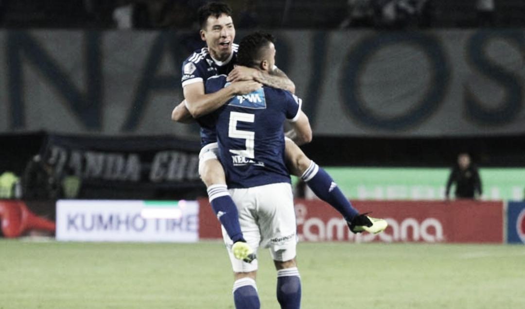 Puntuaciones Millonarios-Santa Fe: puntos 'albiazules'