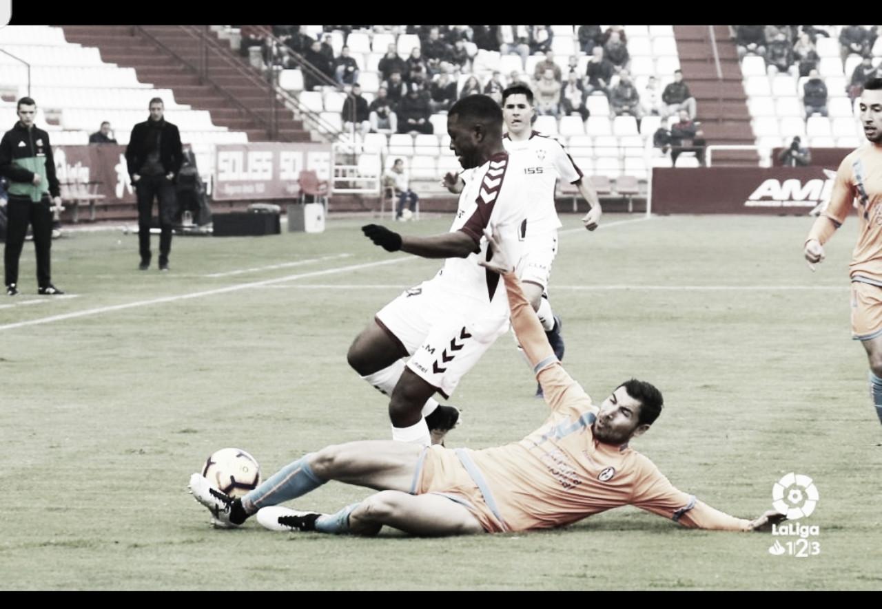 Un Rayo Majadahonda muy superior pierde contra el Albacete